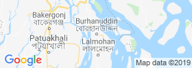 Burhanuddin map