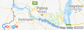 Pabna map