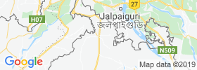 Panchagarh map