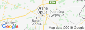 Orsha map