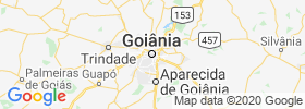 Goiania map