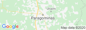 Paragominas map