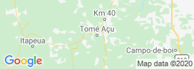 Tome Acu map