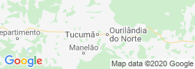 Tucuma map