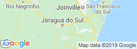 Guaramirim map