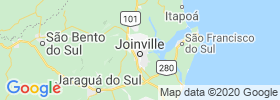 Joinville map