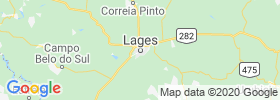 Lages map
