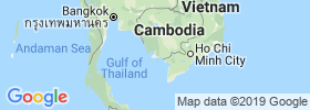Preah Sihanouk map