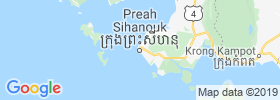 Sihanoukville map