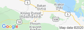 Pursat map