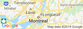 Longueuil map