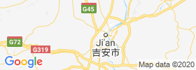 Jianguang map