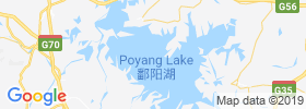 Poyang map