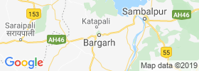 Bargarh map