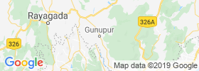 Gunupur map