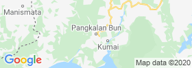 Pangkalanbuun map