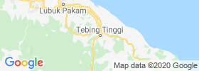 Tebingtinggi map