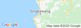 Singkawang map