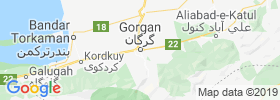 Gorgan map