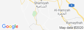 Nahiyat Ghammas map