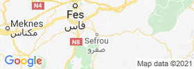 Sefrou map