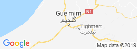 Guelmim map