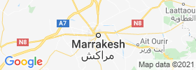 Marrakesh map