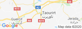 Taourirt map