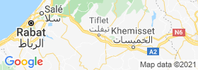 Tiflet map