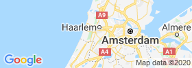 Heemstede map