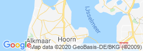 Medemblik map