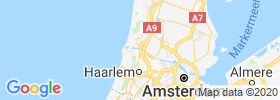 Velsen Zuid map