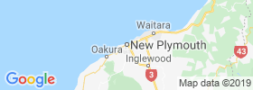 New Plymouth map