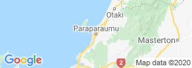 Paraparaumu map