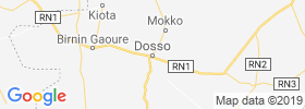 Dosso map