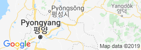 Kangdong Up map