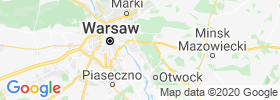 Wawer map