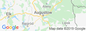 Augustow map
