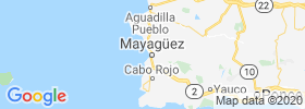 Mayagueez map