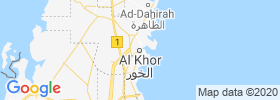 Al Khawr map