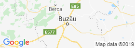 Buzau map