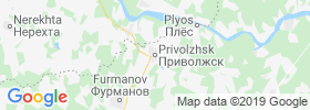 Privolzhsk map