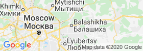 Balashikha map