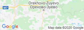Kabanovo map
