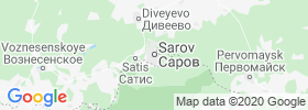 Sarov map