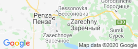 Zarechnyy map
