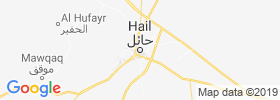 Hayil map