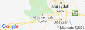 Al Bukayriyah map