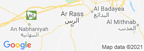 Ar Rass map