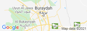 Buraydah map